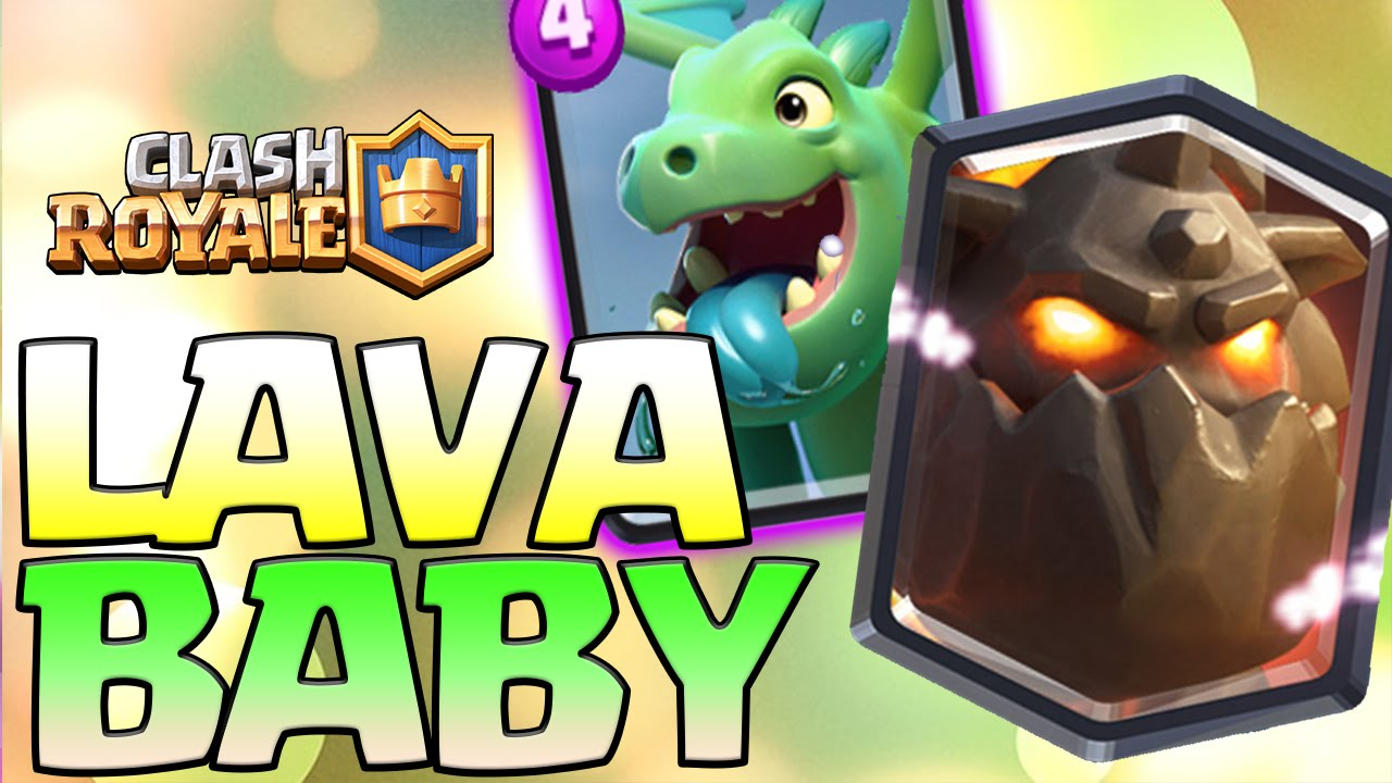 Best Lavahound Deck Arena 6 7 Lavababy Attack Strategy Clash Royale Youtube