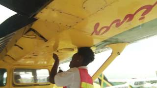 Aviation video - Young People Work the Summer Away