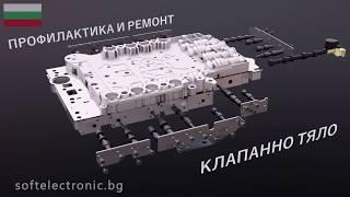 Профілактика і ремонт автоматични скоростни кутии - SOFTELECTRONIC.BG