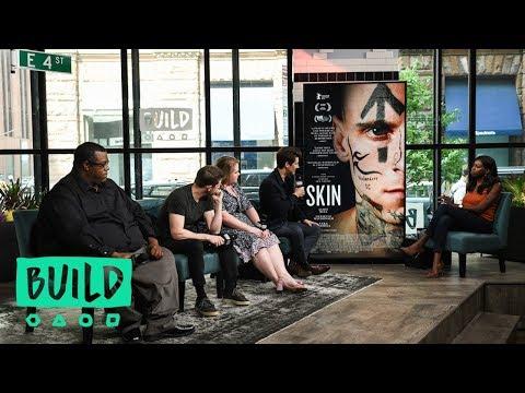 "Jamie Bell, Danielle Macdonald, Guy Nattiv & Daryle Lamont Jenkins On The Film, ""Skin"""