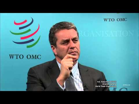WTO MC10: Interview with WTO Director General Roberto Azevêdo