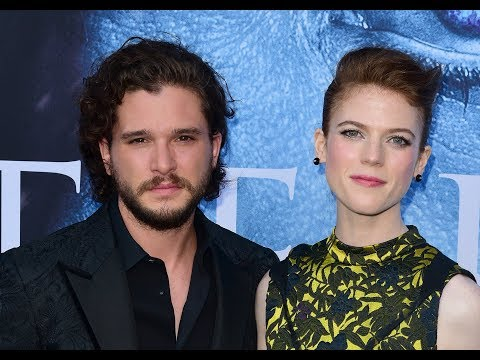 'Game of Thrones' Star Kit Harrington Drunk and Disorderly During Pool Game
