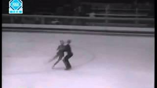 Ludmila Belousova & Oleg Protopopov - 1968 Olympics - FS