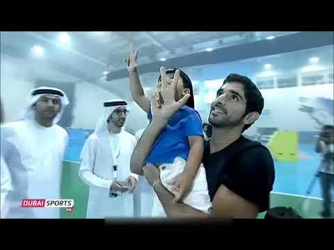 فزاع FAZZA & Maj -NAS Sports Dubai 2014