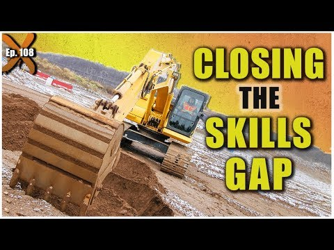 A Career In Heavy Equipment | Komatsu Learning Center // Ep. 108