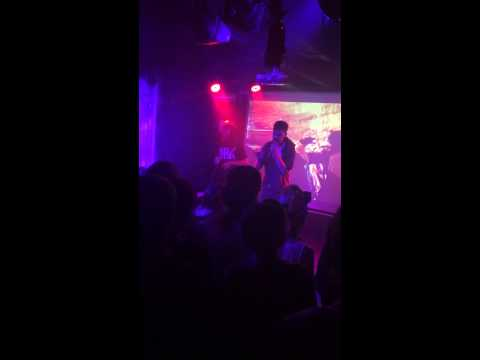 mos def - mathematics @ hiphop karaoke melbourne