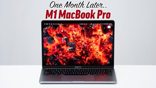 M1 MacBook Pro Review - How Apple Broke the PC Industry!