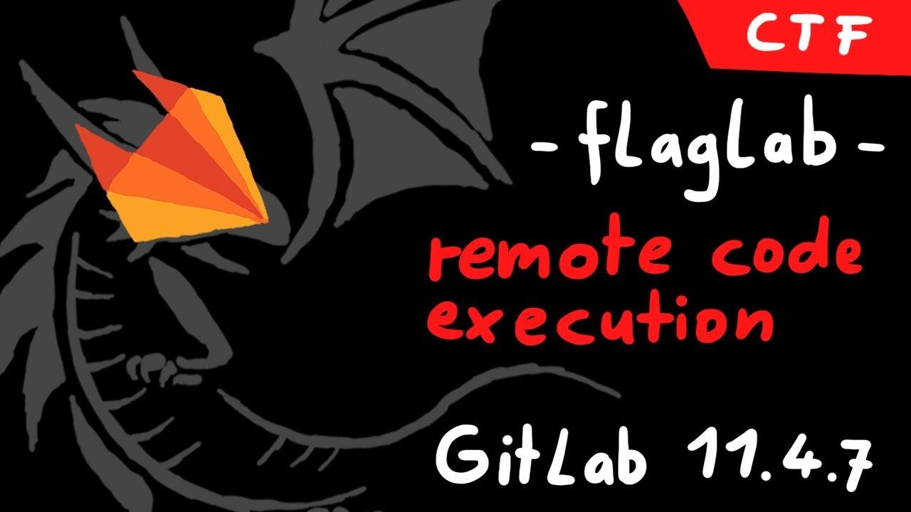 GitLab 11 4 7 Remote Code Execution
