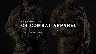 Crye Precision: G4 COMBAT APPAREL