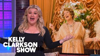 Kelly Launches Meryl Streep Fan Campaign #FromKellyToMeryl | The Kelly Clarkson Show