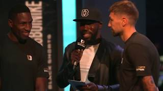 Ultimate Boxxer 5 official quarter-final draw results - £50,000 prize fund!