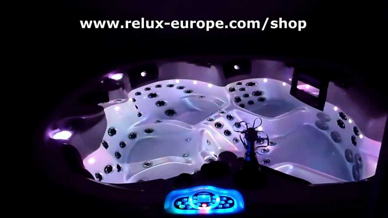 Hottub Led Verlichting Led Verlichting Relux Spa Jacuzzi Whirlpool Hot Tub Massage Bubbel Bad