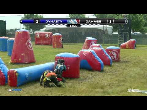 San Diego Dynasty vs Tampa Bay Damage 2014 PSP Chicago Saturday Game 5