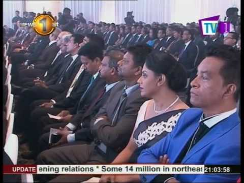 News 1st : Business Today Top 30 awards ceremony held in Colombo