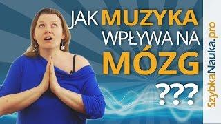 Efekt Mozarta - jak muzyka wpływa na mózg?