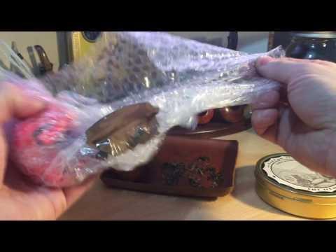 Balkan Sobranie - Pottsville Piper Tongue bite - Moddey Dhoo Pipe Reveal