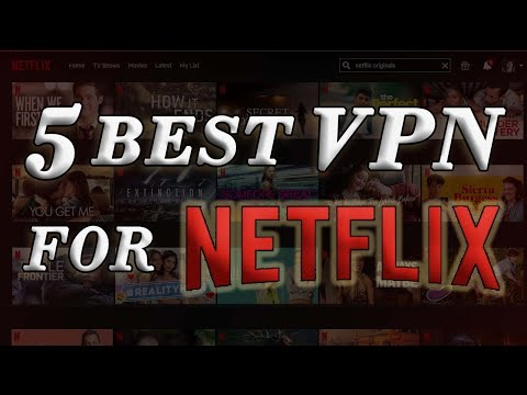 5 BEST VPN For NETFLIX 2020 🍿  UNBLOCK AND STREAM CONTENT PRIVATELY
