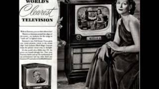 HISTORY OF TELEVISION SETS