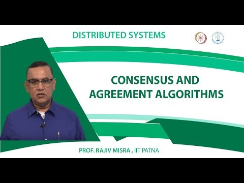 Lecture 10 : Consensus and Agreement Algorithms