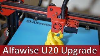 Upgrade For Alfawise U20 & Cr-10 Filament Mount