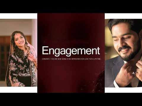 Shehazad & Farsana Engagement Highlight
