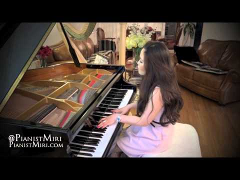5 Seconds of Summer  She Looks So Perfect  Piano   Pianistmiri 이미리