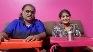 TUMBLER-TAP-TALA-TABLE | Ghatam Karthick and Sravishta