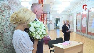 Серебряная свадьба в Музее кружева