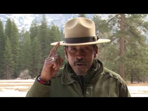 Ranger Shelton Johnson Speaks about  Black History Month