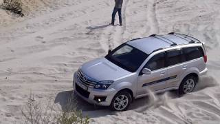 Great Wall Hover H2 и H3 & Kia Sportage 1 in quartz sand (HD)