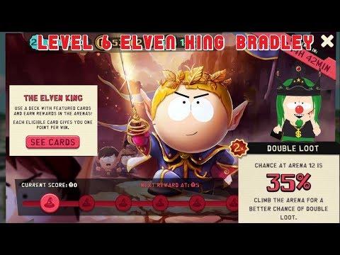 Level 6 Elven King Bradley Boosted
