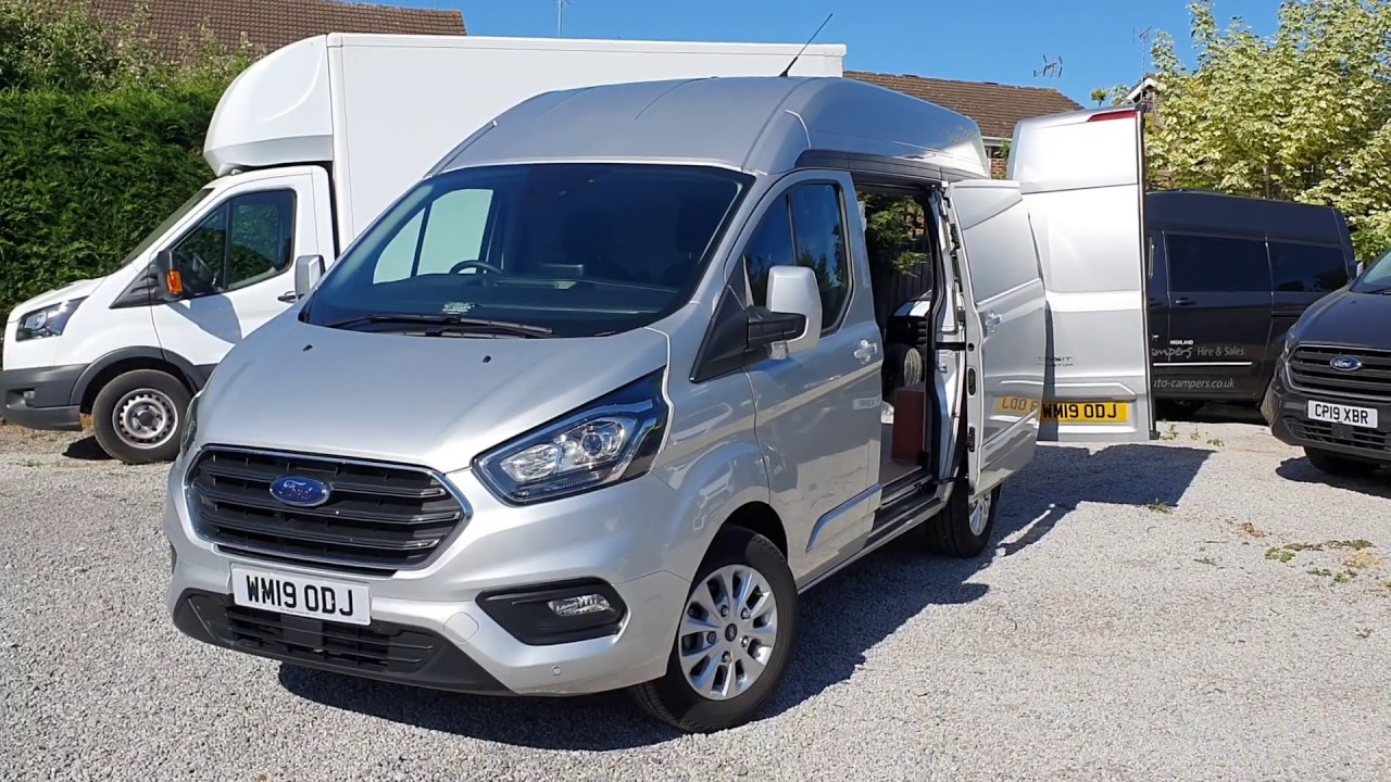 Used Ford Transit Custom Mca L1 H2 Diesel Van For Sale At Roy Wood Transits Youtube