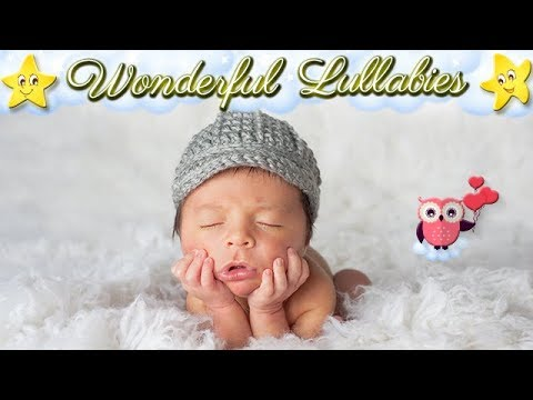 Super Calming Baby Sleep Lullaby ♥ Soft Bedtime Orchestral Musicbox Melody ♫ Good Night Sweet Dreams