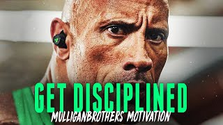 GET DISCIPLINED - The Most Powerful Motivational Video 2019 | 45 MINUTES LONG
