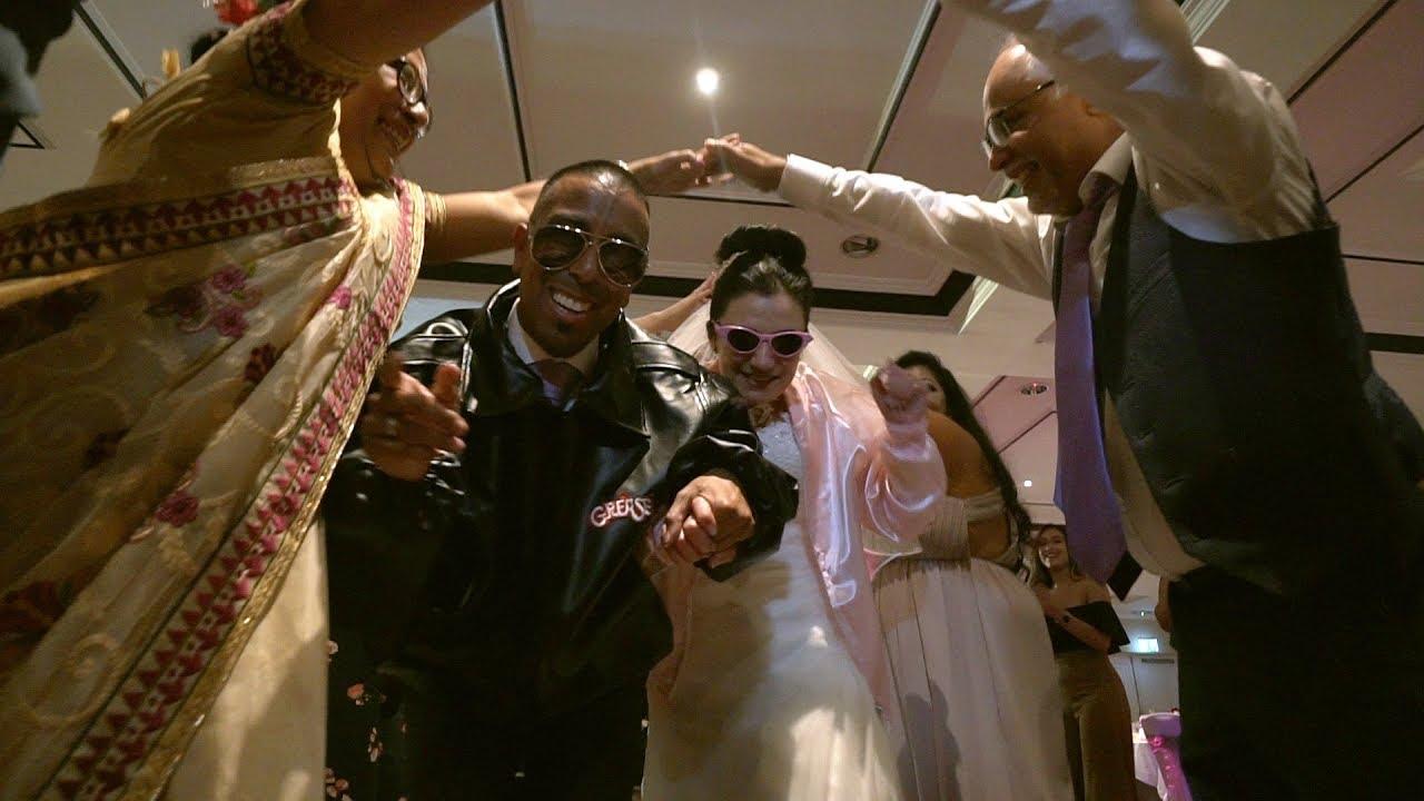 Greek Wedding Reception at The St Johns Hotel