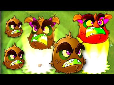Plants vs Zombies 2 - Kiwibeast Challenge | Power Up | Pinata Party