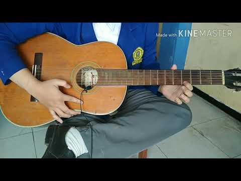 Afif - Mars Muhammadiyah full gitar #faris dj kw