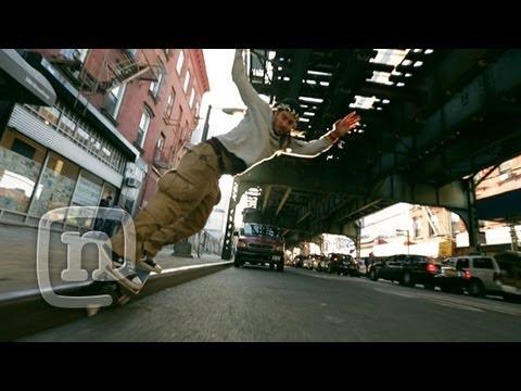 Street Skater Quim Cardona—The Real