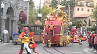Incredibles in Disneyland California by Robert (Vegas Bob) Swetz 4-18-2011