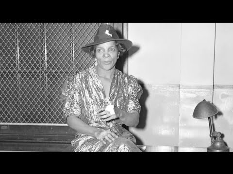 Harlem Stories part 1 Queenie aka Stephanie St Clair, Bumpy Johnson, Dutch Shultz, Bub Hewlett.