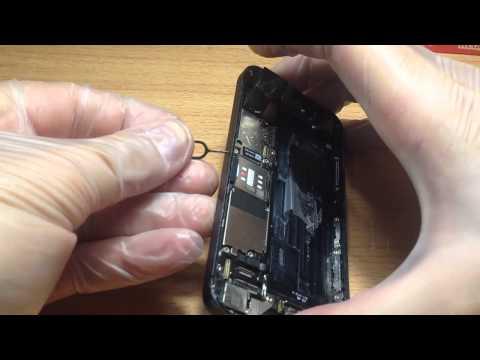 iPhone 5 Water Damage Repair
