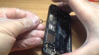 iPhone 5 Water Damage Repair