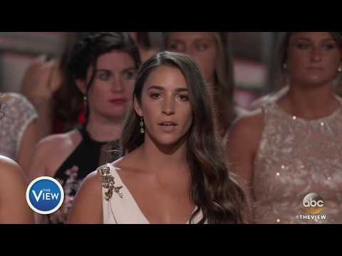 Abuse Survivors Take The Stage At ESPY Awards | The View