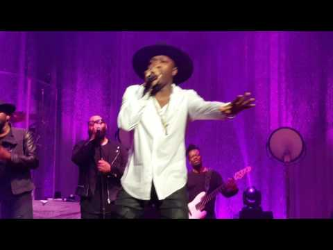 Anthony Hamilton - Charlene - Live  [HD]
