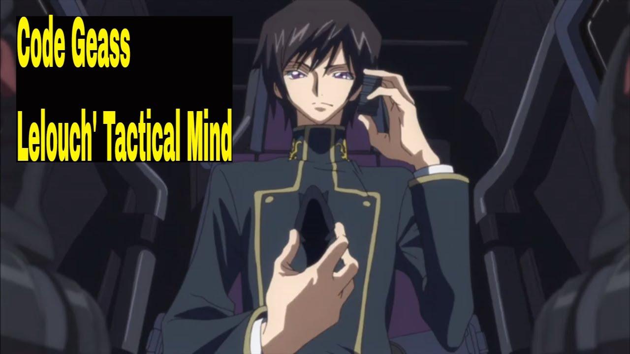 Code Geass - Lelouch' Tactical Mind
