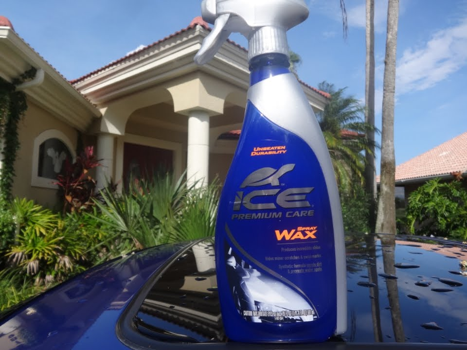 10 Best Spray Waxes for Cars 2019 - Reviewed by Auto Mechanic Knows