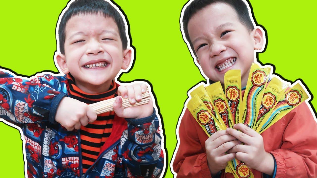 Câu Chuyện Bó Đũa và Bài Học Cho Bé | Gia Đình Baby Shark