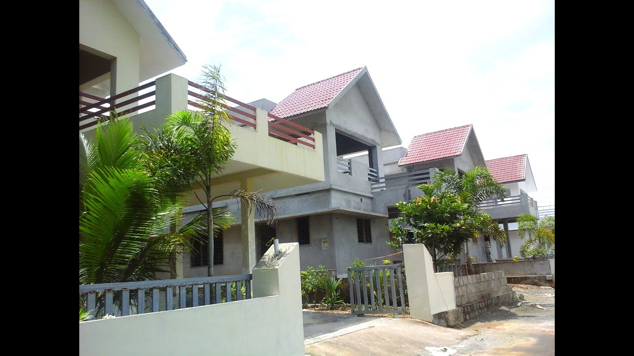 4 Bedroom Villa In Gated Community For Sale In Angamaly