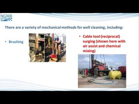 The Importance of Cleaning Your Water Well System for Health and System Operation