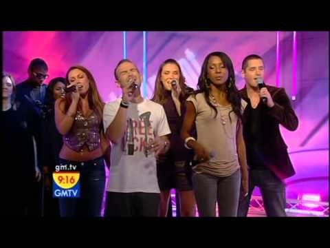 Liberty X - Song 4 Lovers | Live @ GMTV (2005)